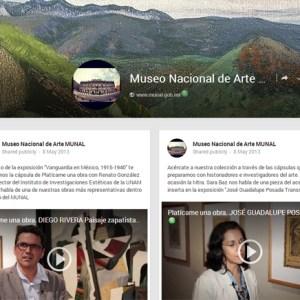 Los museos del mundo a un clic de distancia con Art Talks: Google Art Project