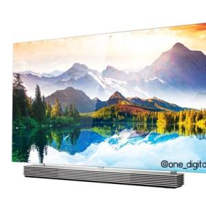 LG presenta su amplia línea de televisores OLED en el #CES2015