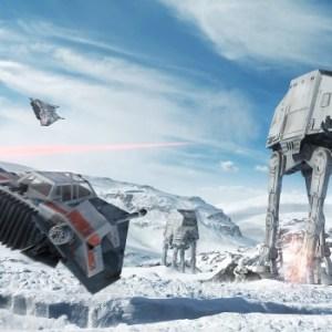 EA mostró un avance de juego multijugador de Star Wars: Battlefront