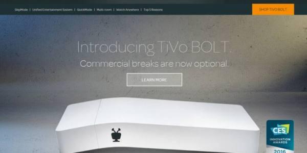 Rovi adquiere TiVo por 1,100 millones de dólares