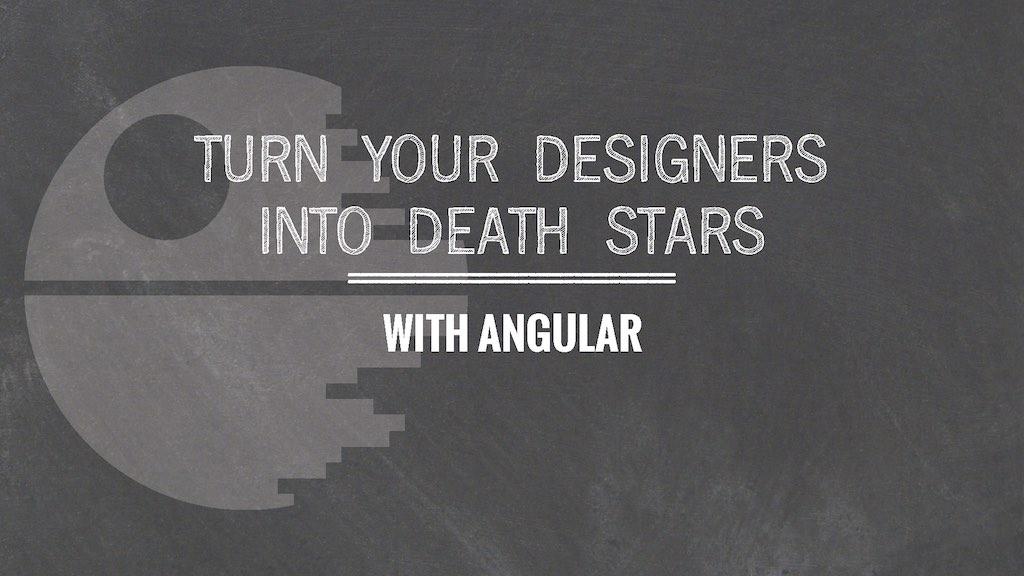 Designers Death Stars