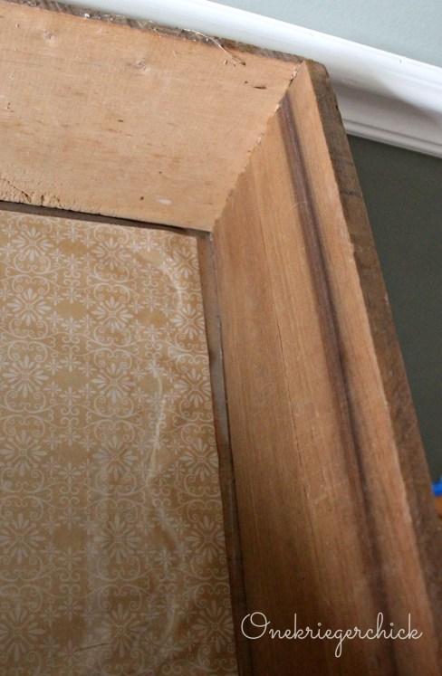lined drawer {Onekriegerchick.com}
