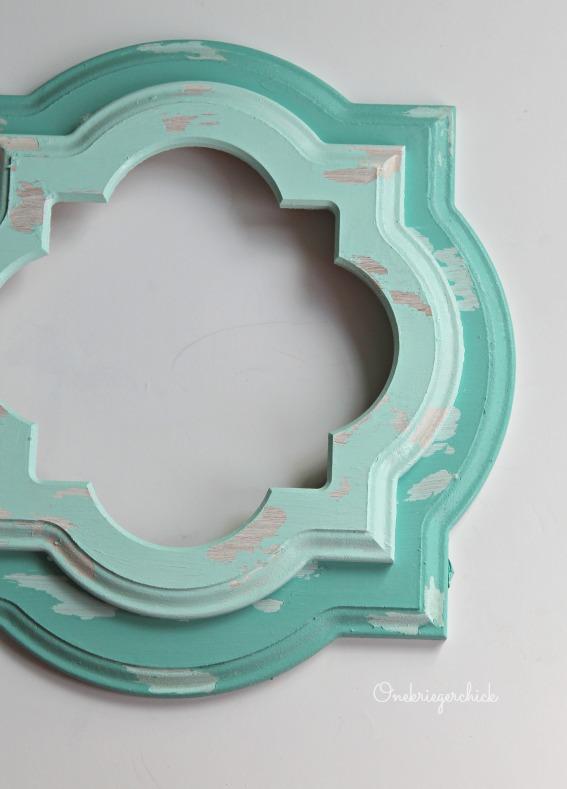 Moroccan frame #5