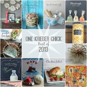 OneKriegerChick Best of 2013
