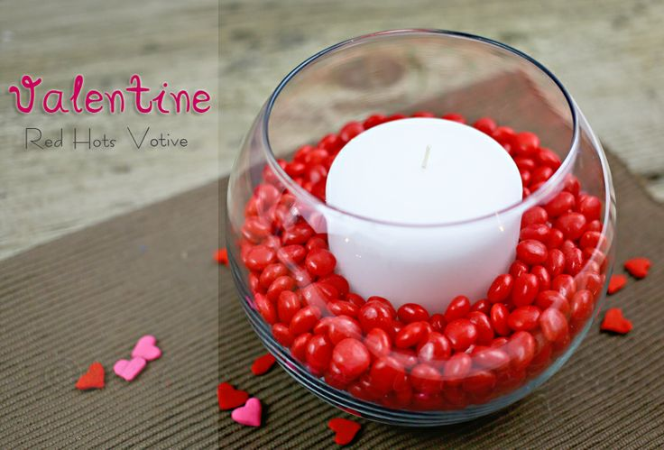 Red Hots Votive