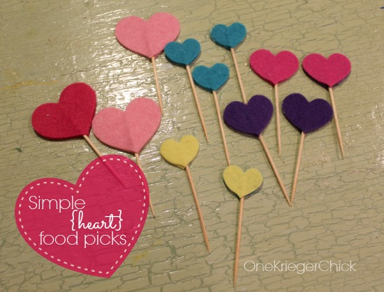 Simple-heart-food-picks-so-cute!