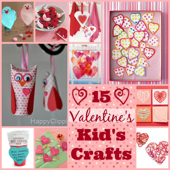 Valentines-Collage