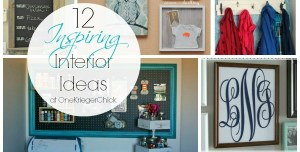 slider 12 Inspiring Interior Ideas from Hit Me With Your Best Shot Linky Party #2