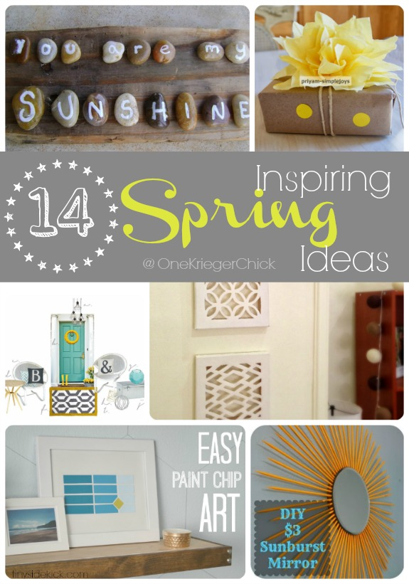 14 Inspiring Projects to make for Spring
