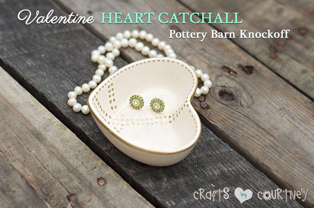 PB Inspired Heart Catchall