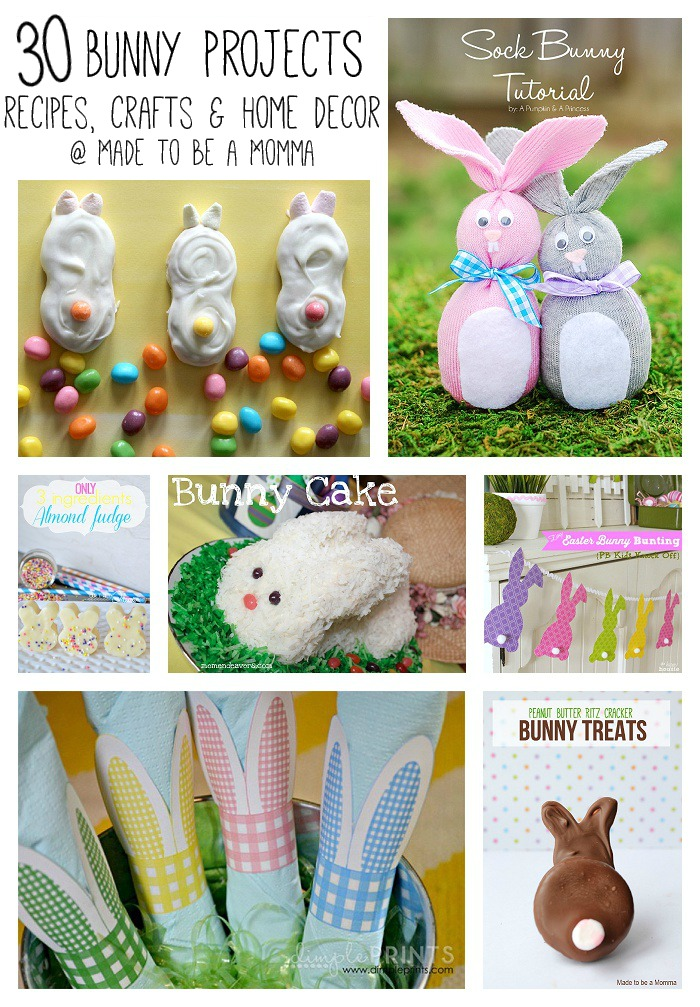 30 Bunny Projects