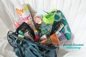 Summer Essentials Giveaway