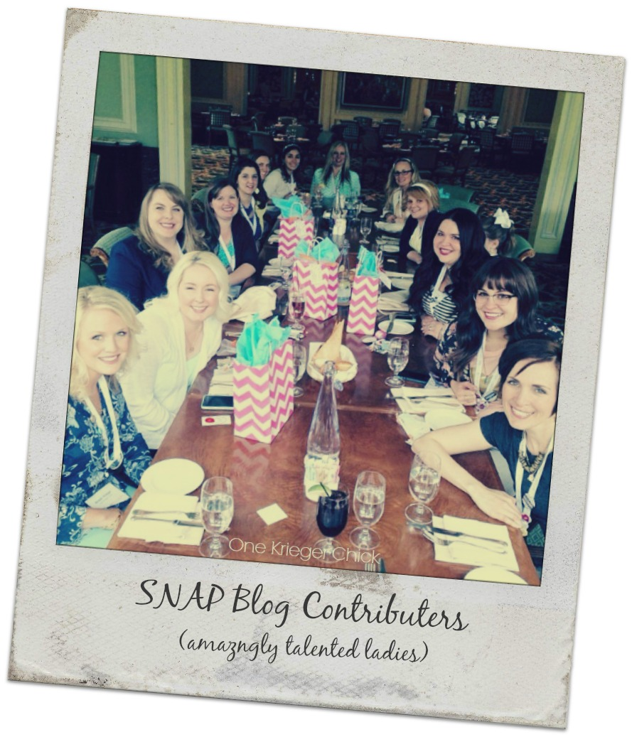 2014 SNAP Contributors Luncheon