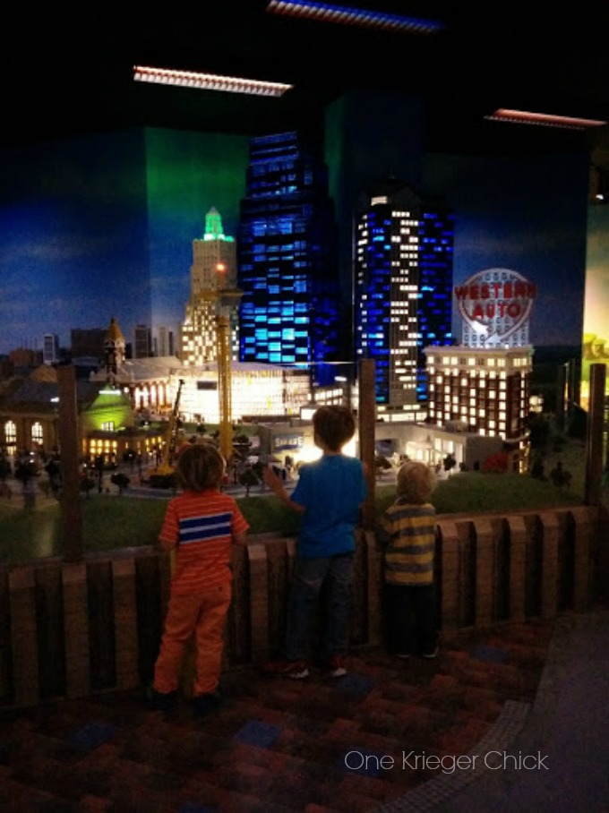 Mini Kansas City was a huge hit at #LegolandKC