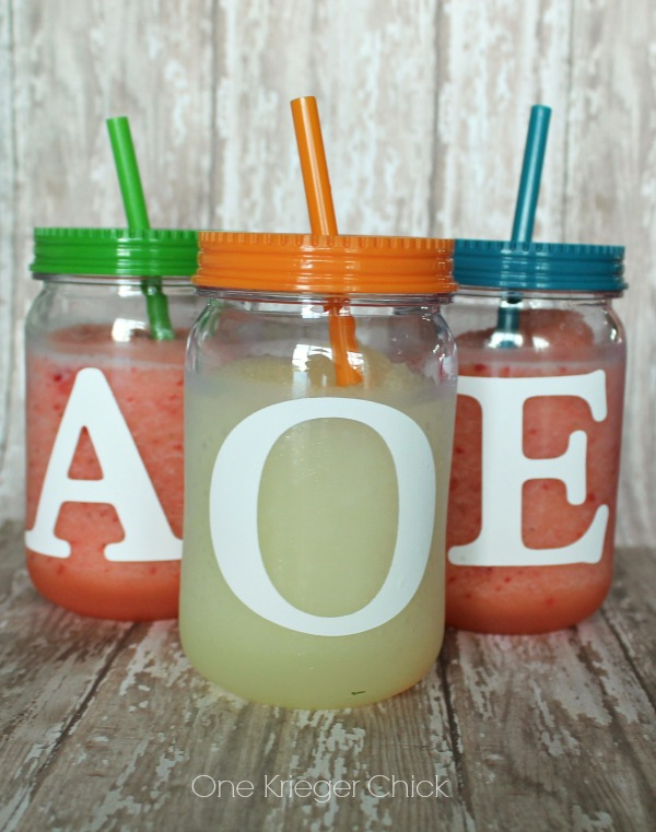 Monogrammed-Mason-Jars-So-fun-and-easy-OneKriegerChick.com
