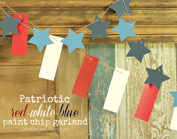 Patriotic-red-white-and-blue-paint-chip-garland-OneKriegerChick.com