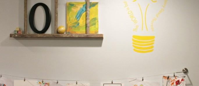 A Happy Gallery Wall