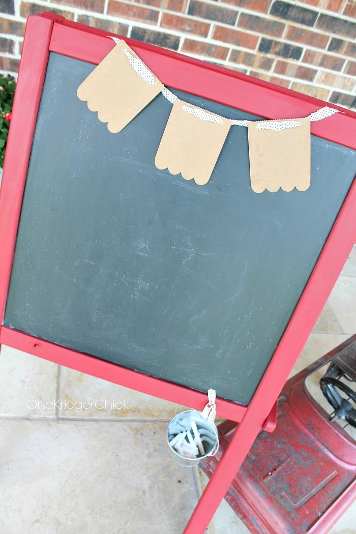 Easel-Chalkboard-OneKriegerChick.com