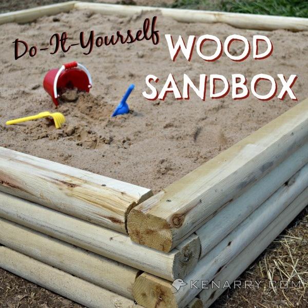 DIYWoodSandbox