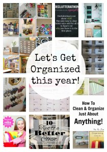 LetsGetOrganizedThisYear