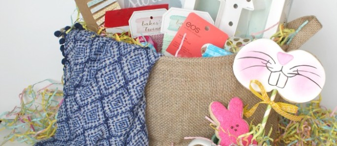 My Favorite Things Easter Basket Giveaway!