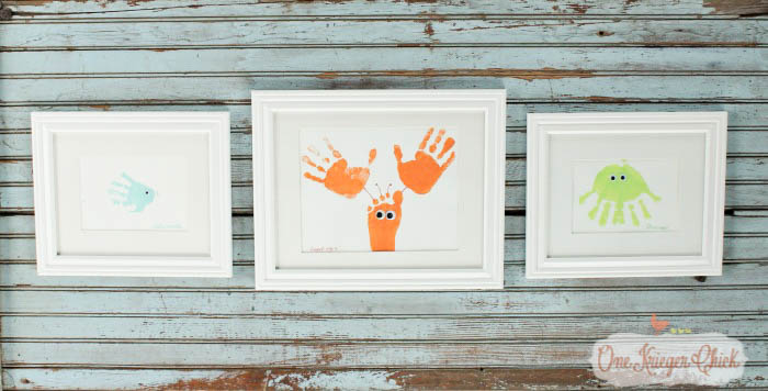 20140717-Sea Animal Handprint Art