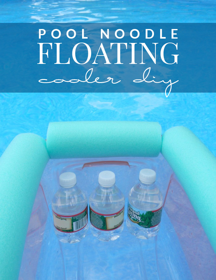 Pool-Noodle-Floating-Cooler-DIY