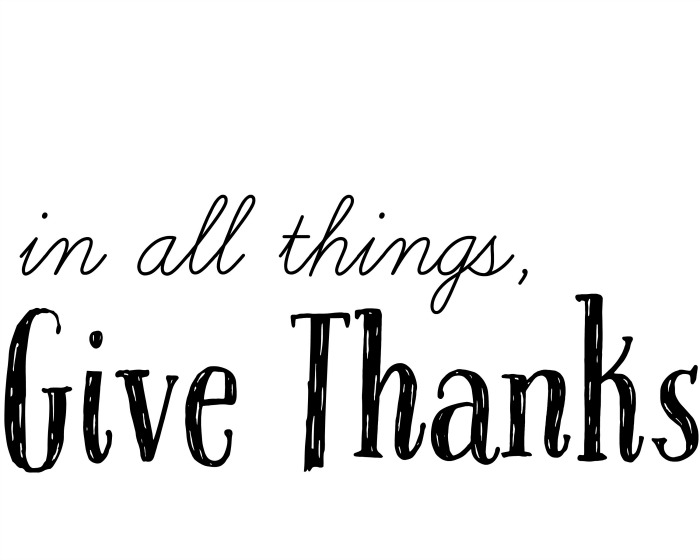 In all things, Give Thanks- template- OneKriegerChick.com