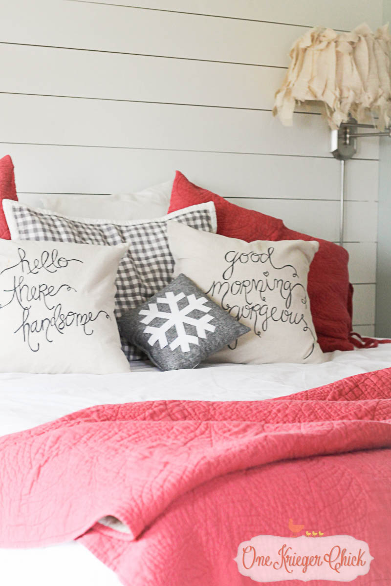 Master Bedroom refresh for the holidays-14- OneKriegerChick.com-9277