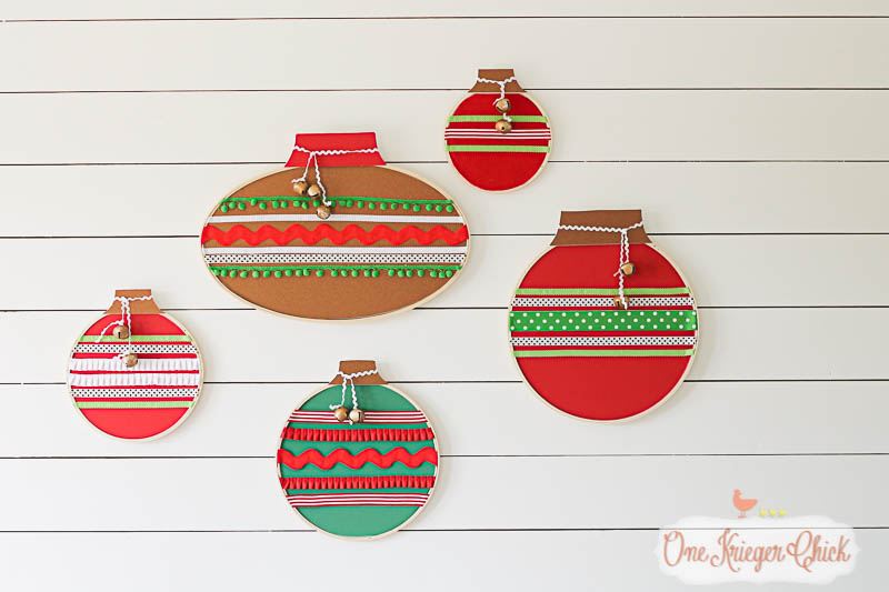 Ornament Hoop Art- How to make your own-n15-OneKriegerChick.com