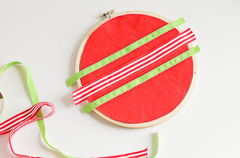 Ornament Hoop Art- How to make your own-n4-OneKriegerChick.com
