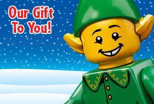 lego holiday gift
