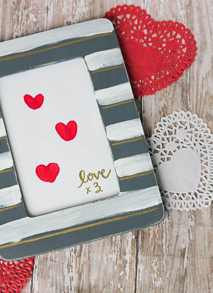 Valentines Fingerprint Art kids crafts Archives