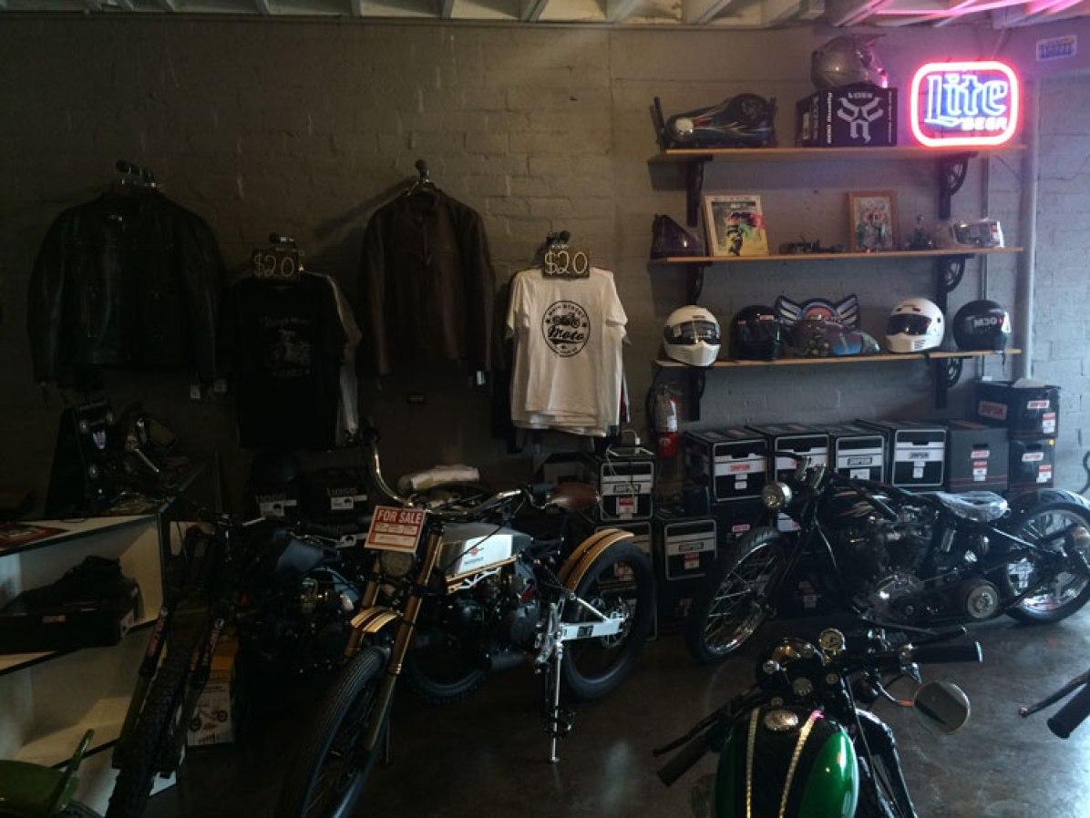 Main Street Moto, Oneland