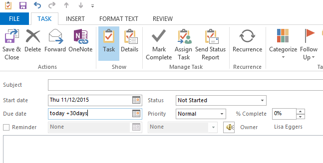 Outlook quick tricks all legal professionals should know