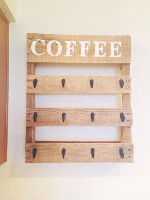 Medium Of Coffee Mug Holder