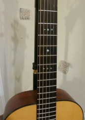 Martin Custom CEO-7 Foden markers at Mandolin Brothers
