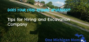 3 Tips to hiring an operator to excavate your yard