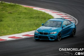 Kurztest: BMW M2 F87