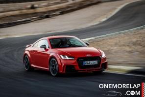 Kurztest: Audi TT RS