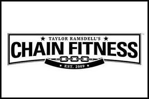 chain fitness logo