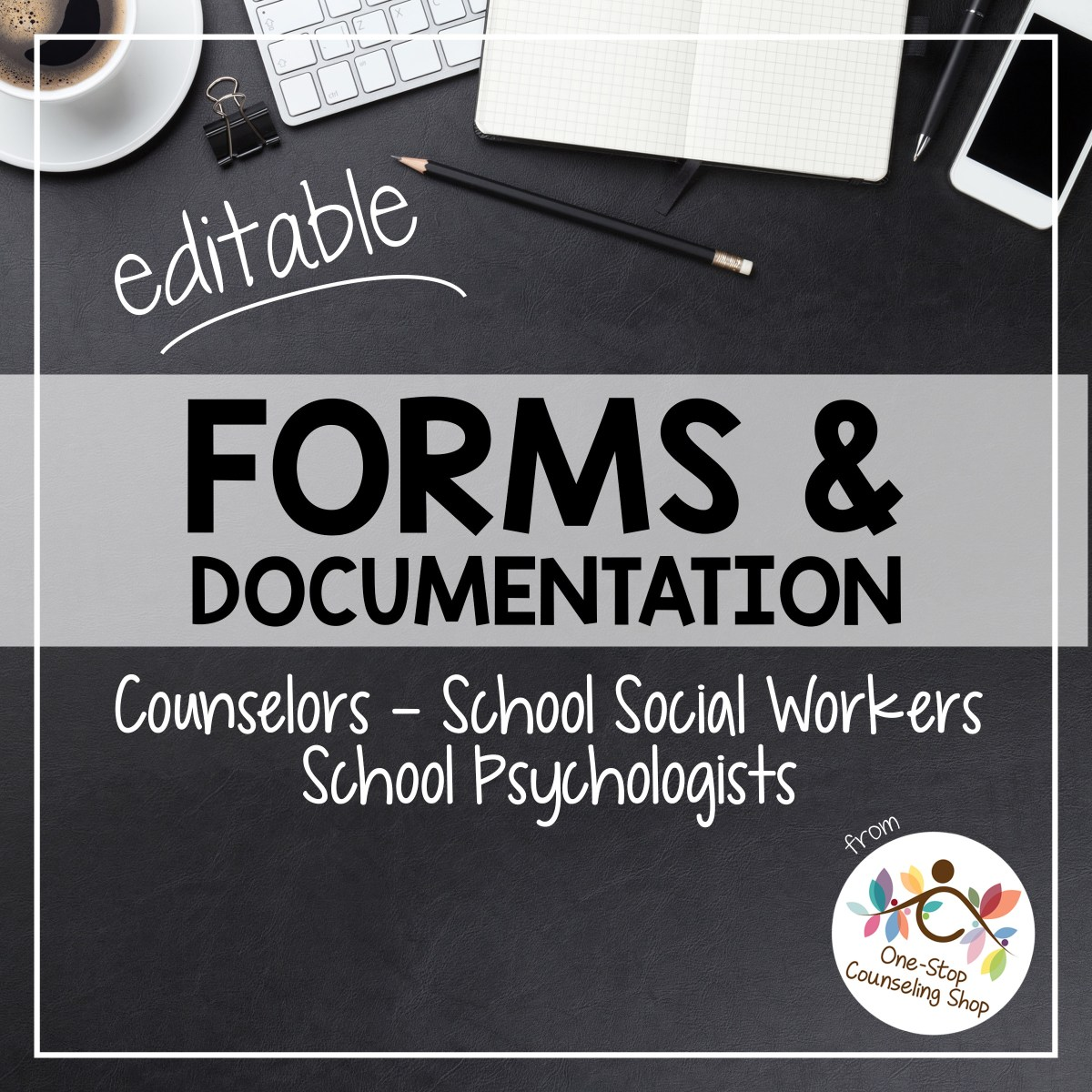 New(ish) Product :: School Social Work Forms