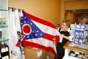 becky-wildman-holds-ohio-flag-once-flown-over-capitol