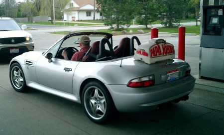 Papa John Pizza Delivery in Westlake, Ohio