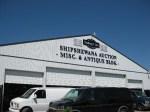 The auction barn at Shipshewana, Indiana