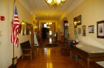 Entrance to Ohio Veterans Hall of Fame and Museum at Ohio Veterans Home, Sandusky