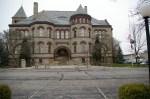 Home of Ohio Veterans Hall of Fame at Ohio Veterans Home in Sandusky