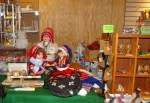 Sami hand-made gifts in gift shop at Sell's Christmas Farm
