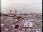 Some homes literally exploded when hit by the tornadic winds
