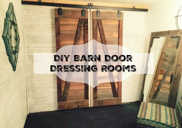 DIY Dressing Rooms { Budget Designs }